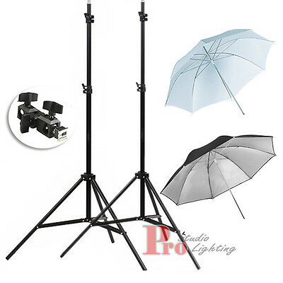 Flash Speedlite Accessories / Kit Light Stand Flash Bracket B Mount Umbrella