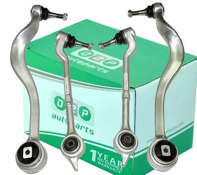 for BMW 5 Series E39 Front Upper & Lower Suspension Control Arms (LEFT & RIGHT)