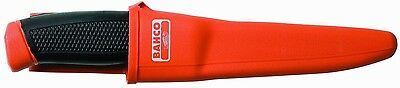 Bahco 2444 CARPENTER'S MORA MULTI PURPOSE KNIFE WITH HOLSTER
