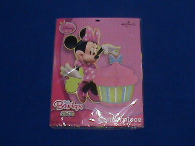 DISNEY MINNIE MOUSE BOW-TIQUE BIRTHDAY PARTY CENTERPIECE MICKEY MOUSE CLUBHOUSE