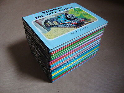 """Collection of 14 books from """"The Railway Series"""""""
