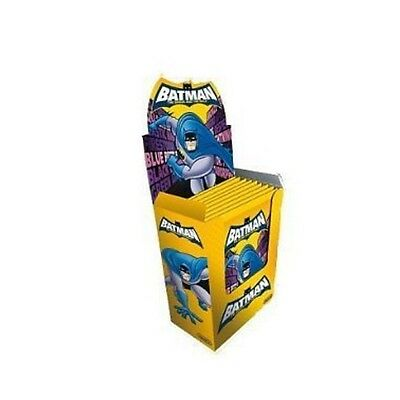 Batman The Brave And The Bold Sticker Collection - 10 Packets - Party Bag Filler