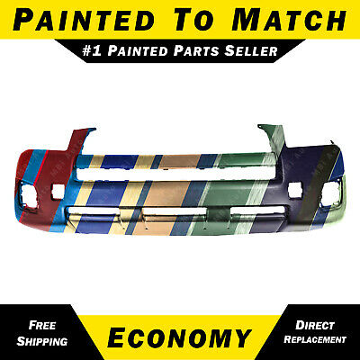TO1000349 Primered MBI AUTO Front Bumper Cover Fascia for 2009 2010 2011 2012 Toyota RAV4 09-12