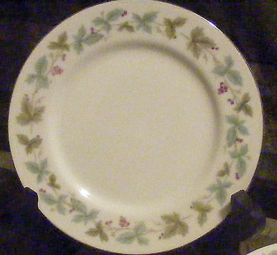 4 B&B Plate - Vintage Fine China of Japan Pattern 6701, Bread and Butter Plates