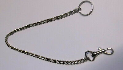 Kette für Geldbörse Gürtel Security Chain for Wallets Western  Biker Messerkette