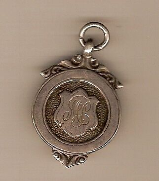 #s1.  1924 Sterling Silver School Prize Fob