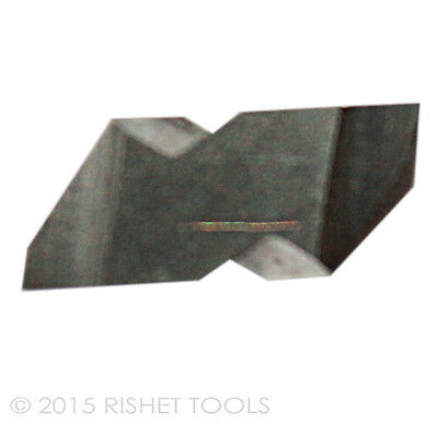 New Ng 2031l C5 Tin Coated Notched Grooving Carbide Inserts Box Of