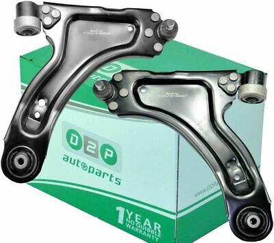 Front Suspension Lower Wishbone Arms, Ball Joints/Bushes for Vauxhall Corsa C