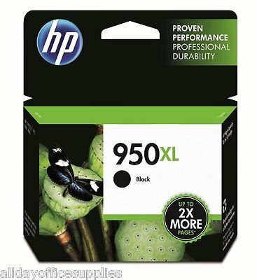 HP 950XL CN045A Black Ink Cartridge for HP Officejet printers VAT inc