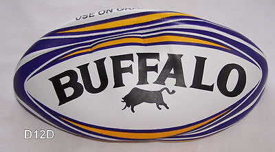 Buffalo Sports Soft Touch Rugby Regulation Football New