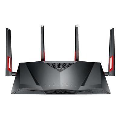 Asus RT-AC3200 AC3200 3200Mbps Tri-Band Smart WiFi Wireless Gigabit Cloud Router
