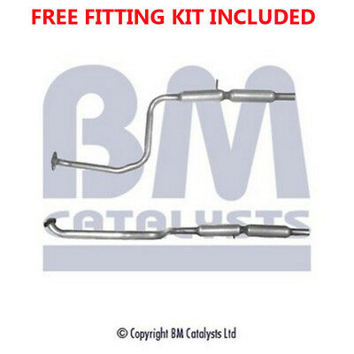 Fit with DAIHATSU CHARADE Exhaust Connecting Link Pipe 50010 1.3 (Fitting Kit In