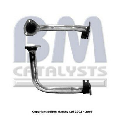 Fit with PEUGEOT 206 Exhaust Fr Down Pipe 70280 1.1 7/1998-6/2000