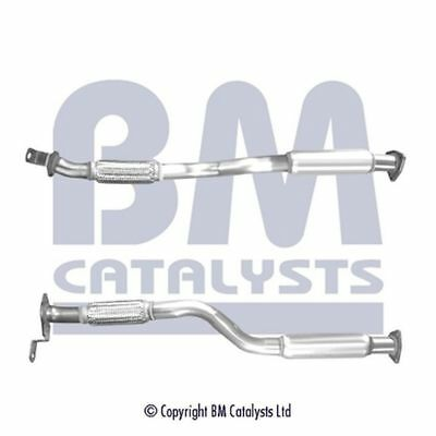 Fit with HYUNDAI ACCENT Exhaust Connecting Pipe 50011 1.3 9/1995-8/1998