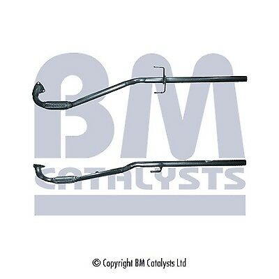 Fit with VAUXHALL SIGNUM Exhaust Connecting Link Pipe 50099 1.8 10/2004-