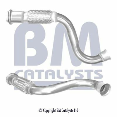 Fit with CITROEN C4 Exhaust Connecting Link Pipe 50104 1.6 6/2004-