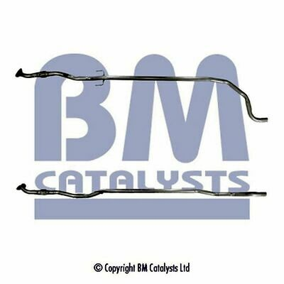 Fit with VAUXHALL CORSA Exhaust Connecting Link Pipe 50156 1.2 7/2006-