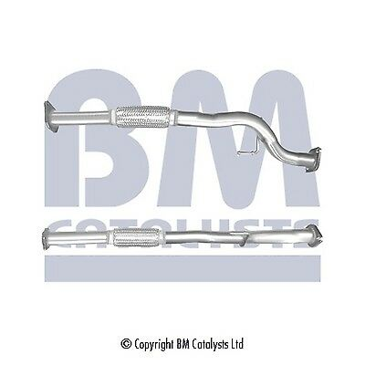 Fit with BM Cats NISSAN ALMERA Exhaust Connecting Pipe 50197 2.2 8/2000-12/2006