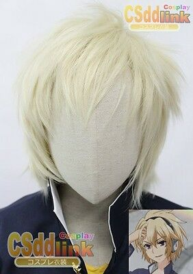 Problem Children are Coming from Another World Izayoi Sakamaki Cosplay Wig