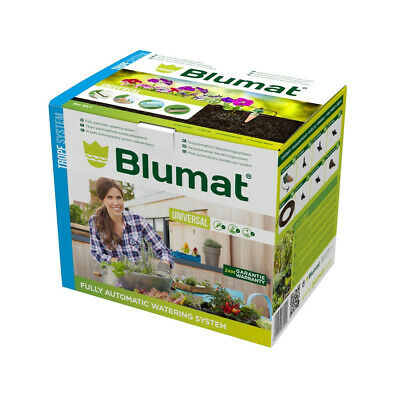 Blumat Box Kit - Automatic Irrigation no Electricity Needed for Up To 6 Plants