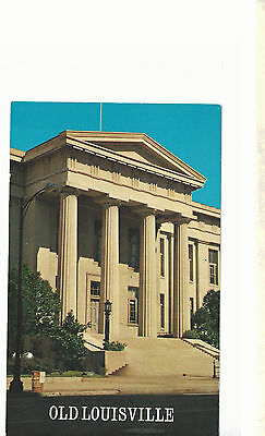 Jefferson County Court House   Louisville KY   Unused  Postcard 8313