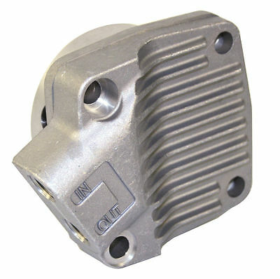 Vw Air Cooled Filter Flow Oil Pump 71 & Later, With Dish Cam Gear 16-9713