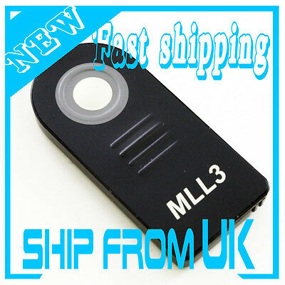 ML-L3 MLL3 IR Wireless Remote Control for NIKON D60 D80 D5000 D90 D5200 D7100