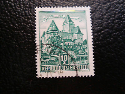 a3 Analytical Austria Stamp Stamp Austria Yvert And Tellier Air N° 59 Obl