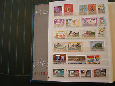 COREE 22 timbres obl stamp korea