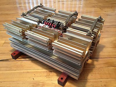GE General Electric Rectifier Stack Thyristor Huge Heatsinks