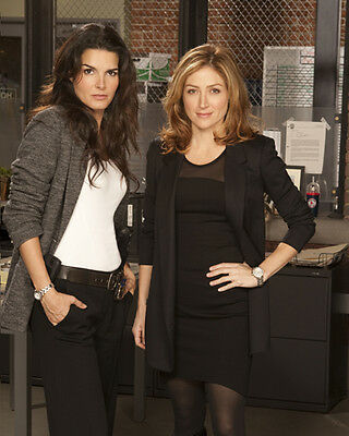 Rizzoli and Isles [Cast] (48459) 8x10 Photo