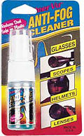 Kleer Vu 1/2oz. Anti Fog Pump Spray Bottle 91160C 38-2011