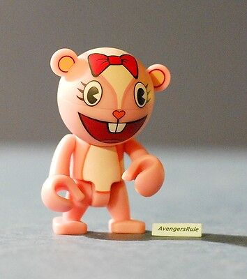 Happy Tree Friends Naughty & Nice Trexi Mini Figures Giggles
