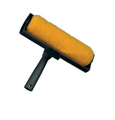 """Paint Roller With 9"""" Shield Splatter Guard For Wall Ceiling Emulsion Painting"""