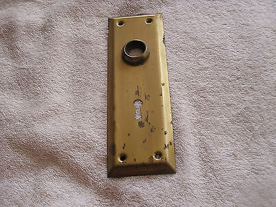 Antique Door Knob Face Plate