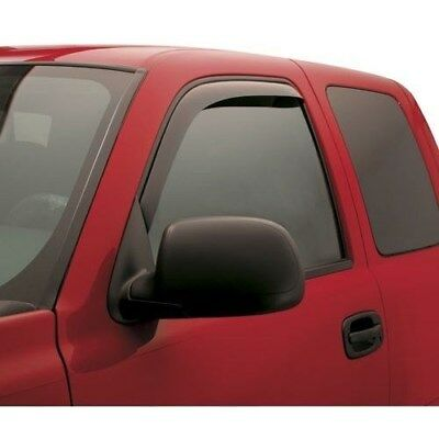 AVS 192706 In-Channel Window VentVisor 2-Piece 2005-2015 Toyota Tacoma Ext Cab