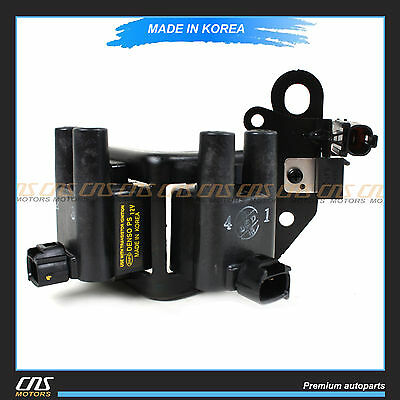 DENSO Direct Ignition Coil Fits 00-02 Hyundai Accent 1.5L SOHC OEM 27301-22600
