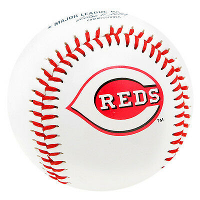 Cincinatti Reds Rawlings Commemorative Baseball