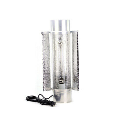 """Cooltube Air-Cooled HID Reflector 150MM (6"""" inch) - Suitable for HPS & MH   Ball"""
