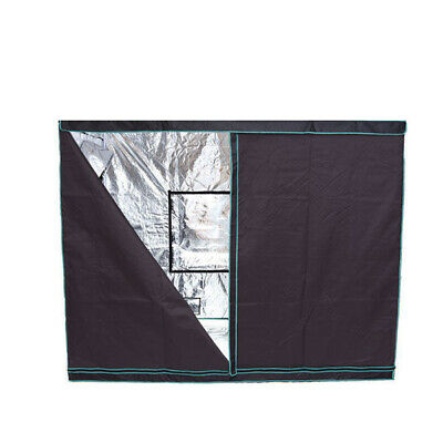 Hydro Experts Grow Tent - 2.4M x 1.2M x 2M | Hydroponics Indoor Green House