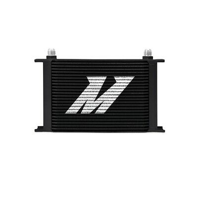 Mishimoto Universal 25 Row Oil Cooler - Black