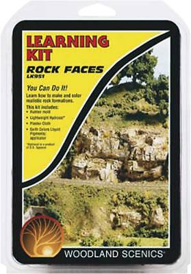 NEW Woodland Scenics Rock Making Learning Kit LK951