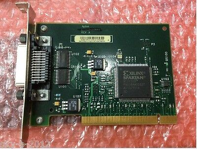 Aglient/HP AGILENT 82350B PCI-GPIB CARD FULL TESTED in Very good condtion