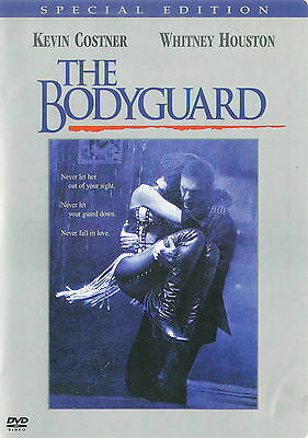 The Bodyguard - Whitney Houston Kevin Costner - Special Edition - DVD