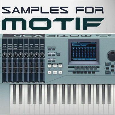 Samples For Yamaha Motif Es Xs Xf Moxf Montage Keymaps Ready To Play & Download