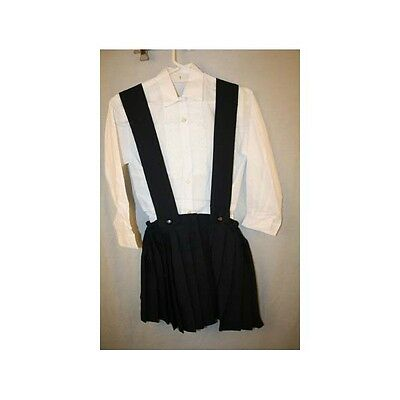 Robe + chemise, Taille: 13/14 ans