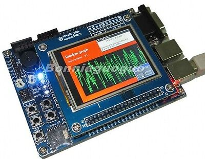 """STM32 STM32F103VET6 Dev. Board + 2.4"""" TFT LCD Module + USB Cable + Touch Panel"""