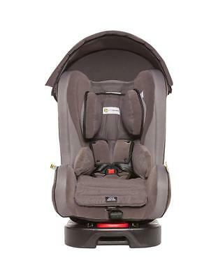 New Covertible Child Baby Car Seat Infasecure Kompressor Caprice 0-4 years Grey