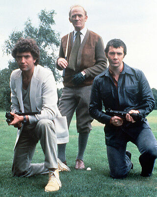 Professionals, The [Lewis Collins / Martin Shaw] (52883) 8x10 Photo