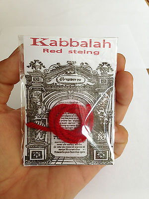 Kabbalah Red String Bracelet Lucky  Charm Jewelry Evil Eye RACHEL TOMB NEW!!!